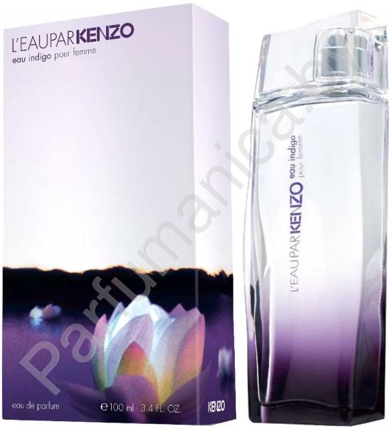 купить аромат Leau Par Kenzo Eau Indigo Pour Femme в минске