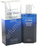 Cool Water Night Dive Men