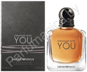 Emporio Armani Stronger With You Pour Homme